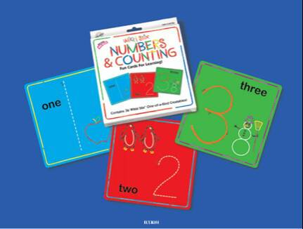LICZBY - WIKKI STIX - NUMBERS AND COUNTING