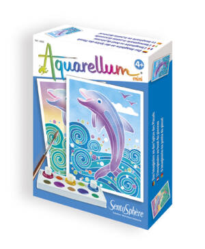 AQUARELLUM MINI DELFINY