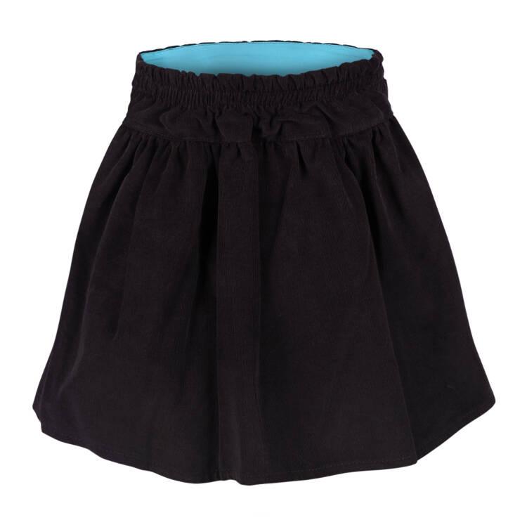 bef33f833d Spódniczka czarna sztruks (galowa) - Buy4Kids - spódniczki dla ...