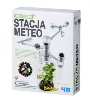 STACJA METEO GREEN SCIENCE
