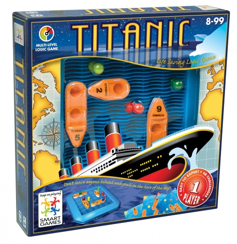 Gra TiTANIC, GRANNA - SMART GAMES
